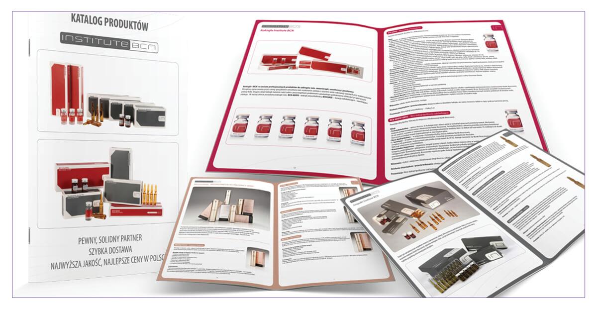 Projekt katalogu - Institute BCN