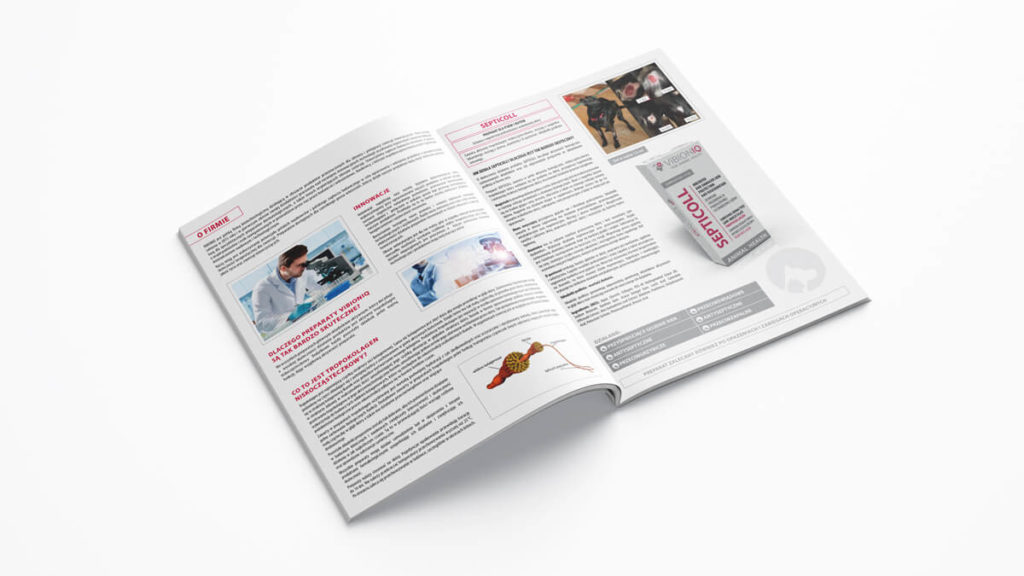 Katalog przedstawia ofertę produktów leczniczych dla zwierząt